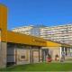 Renovatie Basisschool en gymzaal Rijswijk, gevelrenovatie van schoolgebouw en gymzaal